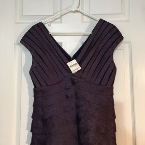 *NWT* Adrianna Papell Purple Dress